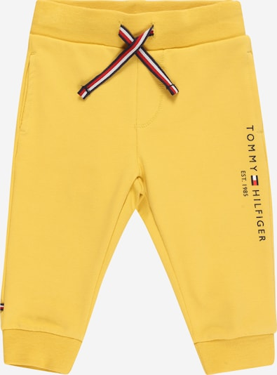 Kelnės iš TOMMY HILFIGER, spalva – tamsiai mėlyna / geltona / raudona / balta, Prekių apžvalga