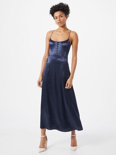 SCOTCH & SODA Kleid in dunkelblau, Modelansicht
