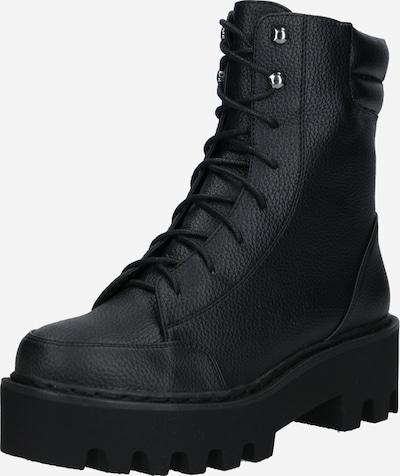 Auliniai batai iš NA-KD , spalva - juoda, Prekių apžvalga