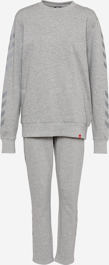 Hummel Tracksuit 'LEGACY' in mottled grey, Item view