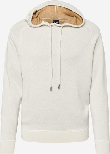 BOSS Sweater majica 'Neptune' u boja pijeska, Pregled proizvoda