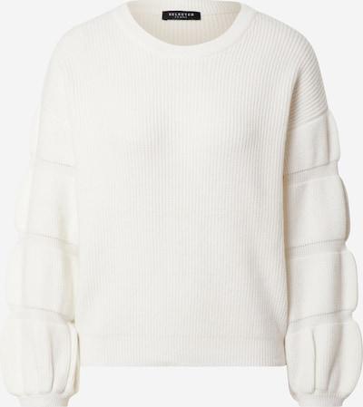 SELECTED FEMME Pullover in weiß, Produktansicht