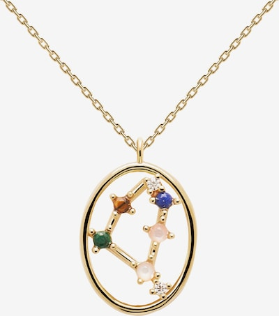 P D PAOLA Necklace 'CAPRICORN' in Gold, Item view