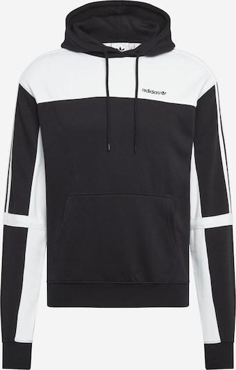 ADIDAS ORIGINALS Sweater majica u crna / bijela, Pregled proizvoda