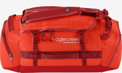 EAGLE CREEK Reisetasche 'Cargo Hauler' in orangerot / dunkelrot, Produktansicht