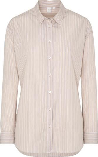 ETERNA Bluse in beige, Produktansicht