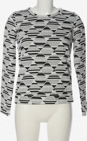 Esmara Sweatshirt & Zip-Up Hoodie in S in White