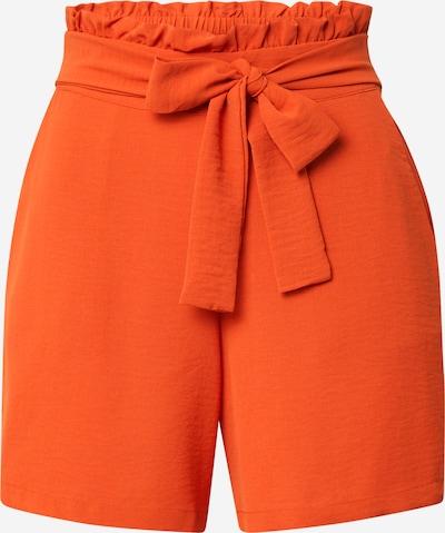 VILA Shorts 'RASHA' in orange, Produktansicht