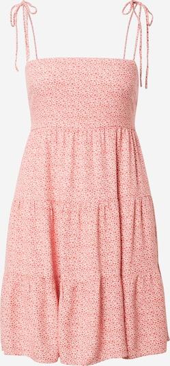Abercrombie & Fitch Kleid in rot / weiß, Produktansicht