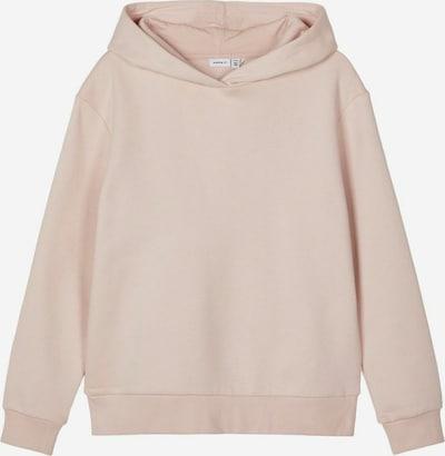 NAME IT Sweater majica 'NKFTELUA LS SWEAT WH BRU' u bež, Pregled proizvoda