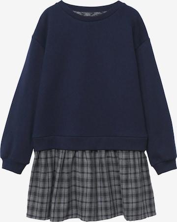 Robe 'Reme' MANGO KIDS en bleu