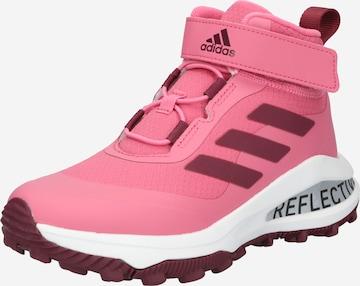 Pantofi sport 'FortaRun ATR EL K' de la ADIDAS PERFORMANCE pe roz
