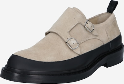 SELECTED HOMME Costume shoe 'CARTER' in Sand / Dark brown, Item view