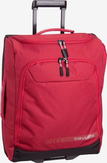 TRAVELITE Koffer in blutrot, Produktansicht