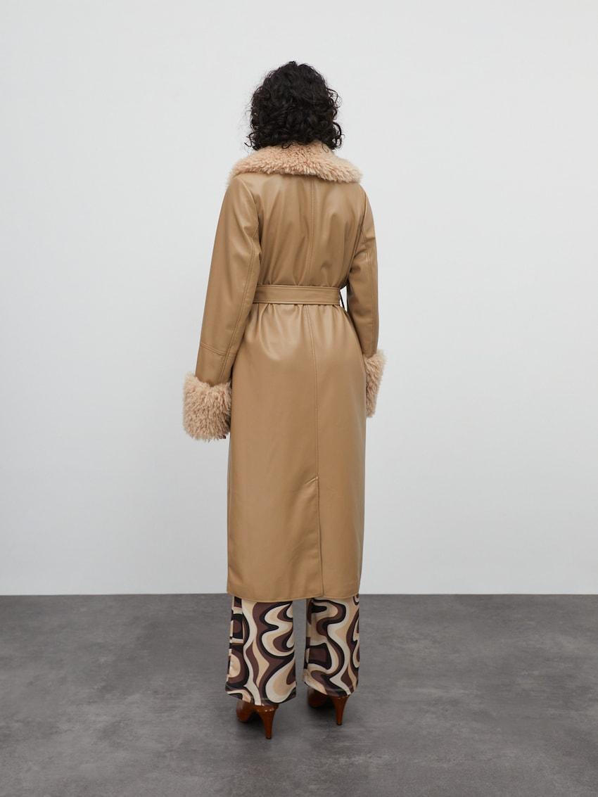 Manteau mi-saison 'Amia'
