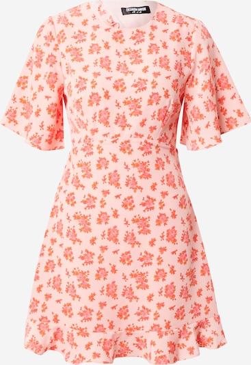 Fashion Union Kleid in orange / pink / rosa, Produktansicht