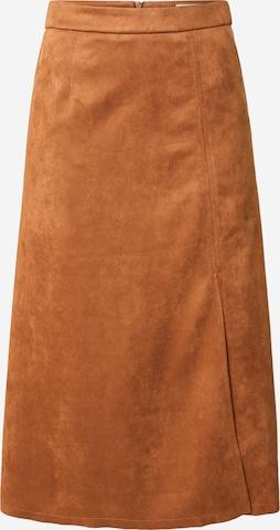 Louche Seelik 'KIYA', värv pruun