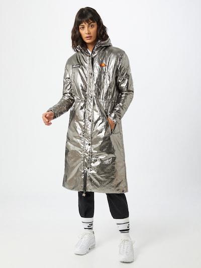 Palton de primăvară-toamnă 'Cervus' ELLESSE pe argintiu, Vizualizare model