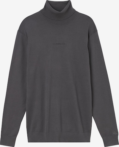 Calvin Klein Jeans Pull-over en gris, Vue avec produit