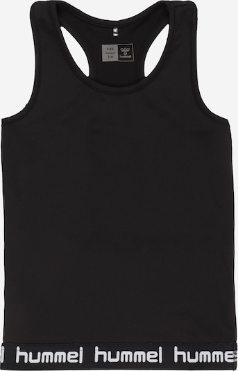 Hummel Športový top 'NANNA' - čierna / biela, Produkt