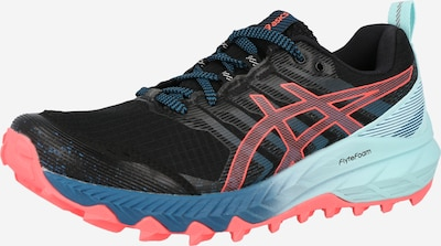 ASICS Laufschuh 'GEL-Trabuco 9' in aqua / pink / schwarz, Produktansicht