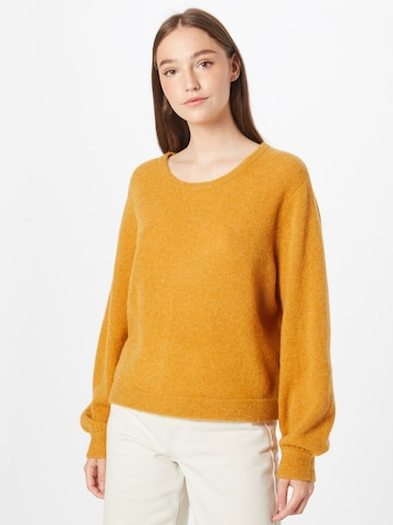 AMERICAN VINTAGE Sweater 'Razpark' in Orange