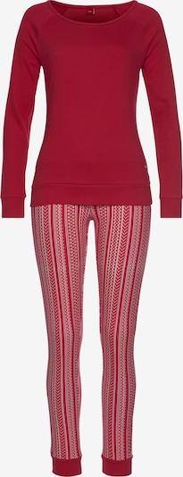 s.Oliver Pyžamo - červená / biela, Produkt