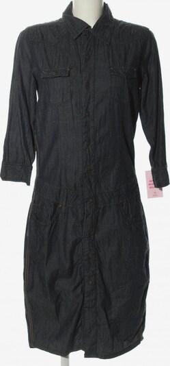 FREEMAN T. PORTER Jeanskleid in S in schwarz, Produktansicht