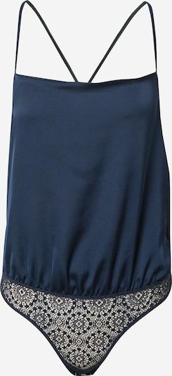 Icone Lingerie Shirt body 'TARA' in de kleur Navy, Productweergave