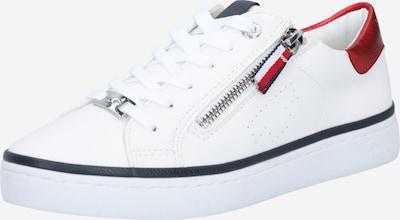 TOM TAILOR Tenisky - námořnická modř / červená / bílá, Produkt