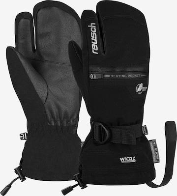 REUSCH Handschuhe 'Luis R-TEX® XT' in Schwarz