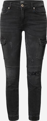 ONLY Jeans 'MISSOURI LIFE' i svart