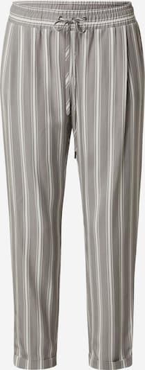 Pantaloni MORE & MORE pe gri, Vizualizare produs