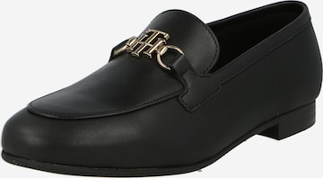TOMMY HILFIGER Classic Flats in Black