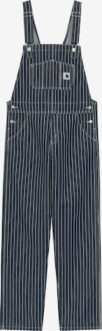 Carhartt WIP Tuinbroek jeans in Blauw