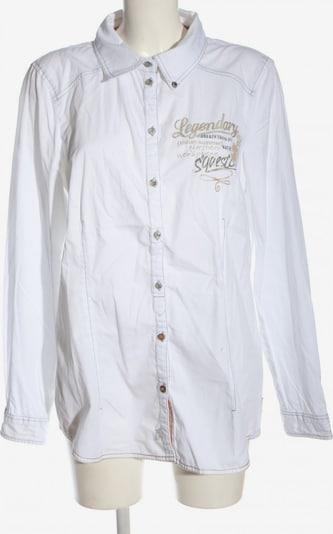 s'questo Langarmhemd in XL in weiß, Produktansicht