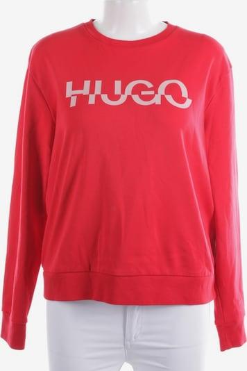 HUGO Sweatshirt / Sweatjacke in M in rot, Produktansicht