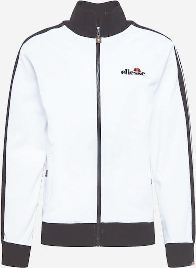 ELLESSE Tepláková bunda 'Giandoso' - oranžová / červená / čierna / biela, Produkt
