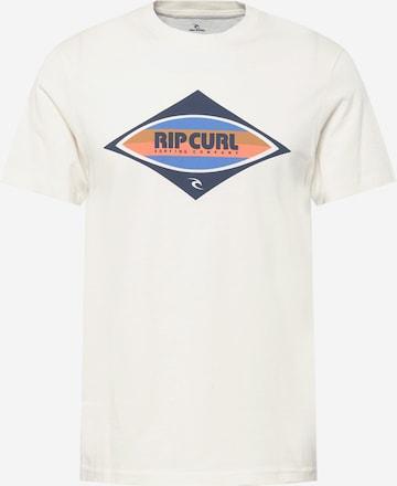 RIP CURL Funktsionaalne särk, värv valge