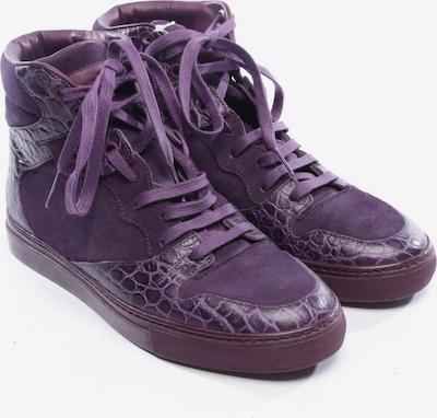 Balenciaga High-Top Sneaker in 36 in purpur, Produktansicht