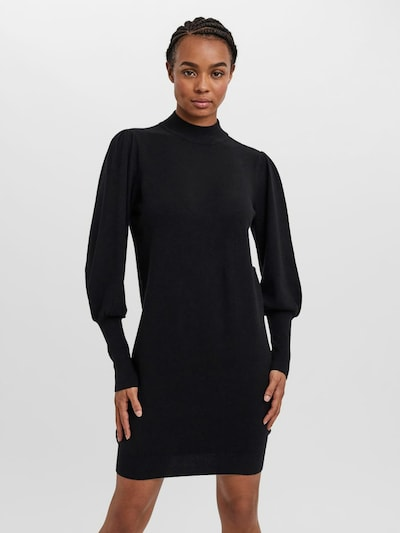VERO MODA Kleid in schwarz, Modelansicht