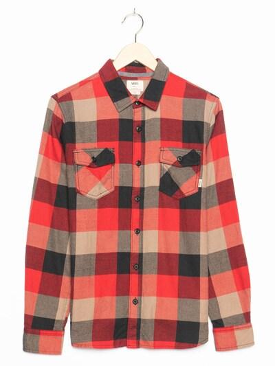 VANS Flanellhemd in XS/S in rot, Produktansicht