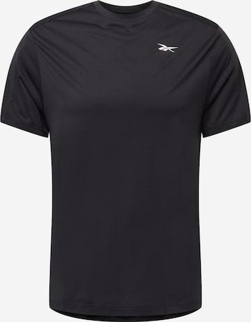 Reebok Sport Funksjonsskjorte i svart