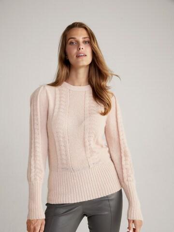 JOOP! Sweater ' Karis ' in Pink
