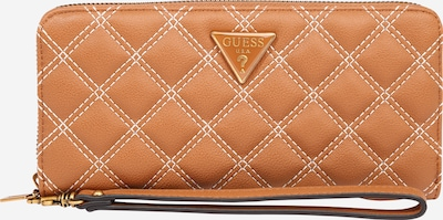 GUESS Wallet 'CESSILY' in Cognac, Item view