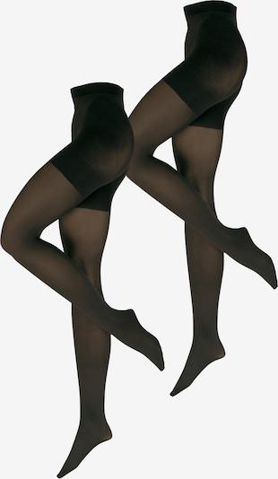 Nur Die Strumpfhose ' Bauch-Beine-Po ' in schwarz, Produktansicht