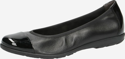 CAPRICE Ballet Flats in Black, Item view