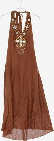 Derhy Dress in S in Brown