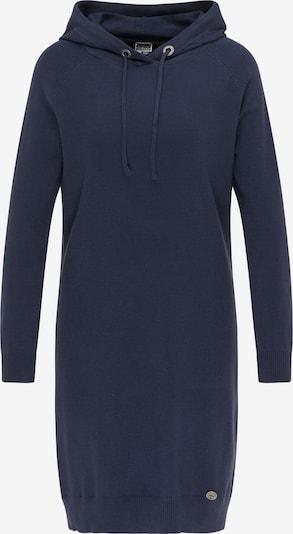DreiMaster Maritim Strickkleid in marine, Produktansicht