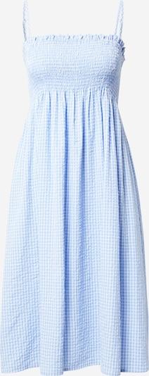 mbym Robe d'été 'Suneo' en bleu clair / blanc, Vue avec produit
